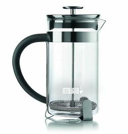 Bialetti, 06706, Stainless Steel Coffee Press , 8 cups , 34
