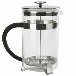 Bialetti, 06767, Stainless Steel Coffee Press , 12 Cups , 51