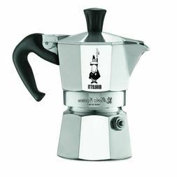 Bialetti 1 Cup Moka Express Stovetop Espresso Coffee Maker P
