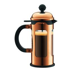 Bodum 11170-18 3 Cup Chambord French Press Coffee Maker, 12