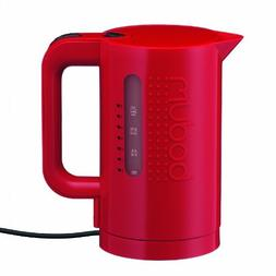 Bodum 11452-294US 34-Ounce Electric Water Kettle, Red by Bod