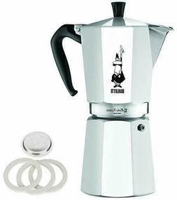 12 espresso cup moka express