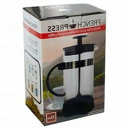 12 oz French Press Coffee and Tea Maker Filter Caffettiera N