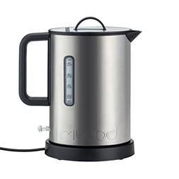 Bodum 5500-16WM Ibis Water Kettle, 51-Ounce, Chrome