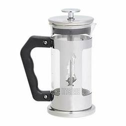 Bialetti 6860 Preziosa Stainless Steel 3-Cup French Press Co