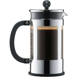 Bodum Kenya 8-Cup French Press Coffee Maker, 34-Ounce, Stain