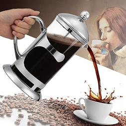Noeler 8 Cups French Press Tea & Coffee maker, French Press