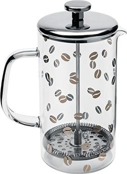 "Alessi ""Mame"" Press Filter Coffee Maker Or infuser in 18/10"
