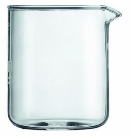 BODUM Shatterproof Plastic 4 Cup Replacement Beaker, 17-Ounc