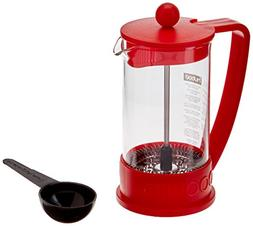 Bodum Brazil 3-Cup French Press Coffee Maker 12oz