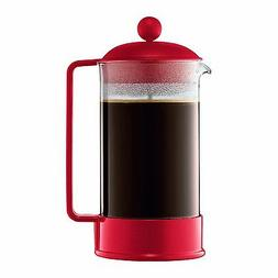 Bodum Brazil French Press Coffee Maker, 34 Ounce, 1 Liter ,