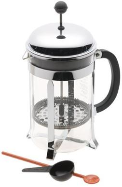 Bodum Chambord French Press Coffee Maker, 12 Cup