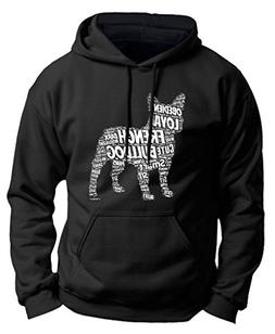 Dog Clothes French Bulldog Word Art Dog Puppy Owner Gift Pre