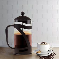 Durable 35-Ounce Coffee French Press Coffee Tea Brewer Maker