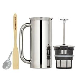 Espro Press P7, Stainless Steel French Press, Double Wall, V