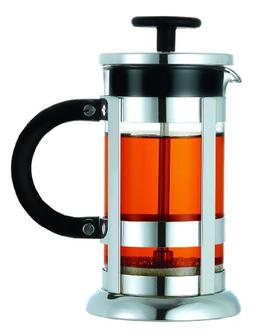 GROSCHE CHROME French Press Premium Coffee and Tea Maker Sma