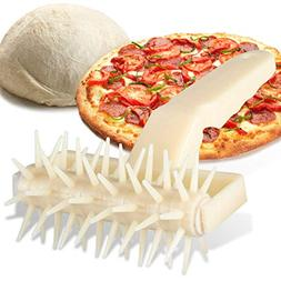 Orblue Dough Docker, Helps Cook Thin Crust Pizza Uniformly &
