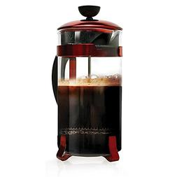 Primula - 8-cup Coffeemaker - Red