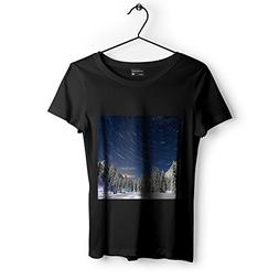 Westlake Art Tree Snow - Unisex Tshirt - Picture Photography