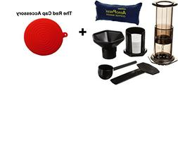 Aerobie AeroPress Coffee Maker with Tote Bag and Accessory V
