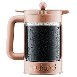 Bodum Bean - Iced Coffee Maker Set with Locking Lid - 1.5l/5
