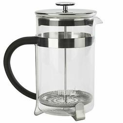 Bialetti, 06767, Stainless Steel Coffee Press, 12 cups, 51 o
