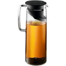 Bodum Biasca 40-Ounce Glass Iced Tea Maker