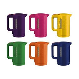 Bodum Bistro Assorted Color 34 Ounce Electric Water Kettle