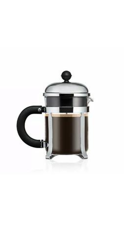 Bodum Chambord French Press Coffee Maker, 17 Ounce, .5 Liter