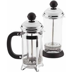 BonJour Coffee 3-Cup Bijoux French Press and 2-Cup Frother S