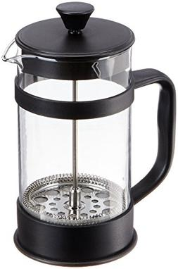 Francois et Mimi Borosilicate Glass French Press Coffee Make