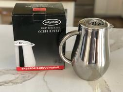 Brand New French Press Coffee Maker- Insulated, Stainless St