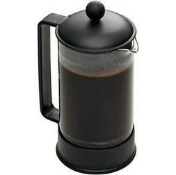 BODUM Brazil 8-Cup French Press Coffee Maker 34-oz Black
