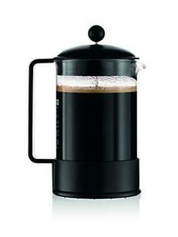 Bodum® Brazil 12-Cup French Press Coffeemaker with Heat-
