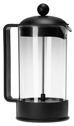 Bodum Brazil Unbreakable 8-Cup Coffee Press, Black