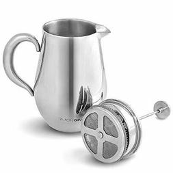 Cafetiere French Press Coffee Maker by  -Stainless steel Unb