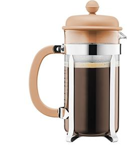 Bodum CAFFETTIERA Coffee Maker, 1 L - Cream