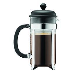 Bodum Caffettiera 1-Liter 8-Cup Coffee Maker, 34-Ounce, Blac
