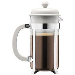 Bodum Caffettiera Coffee Maker, French Press with Plastic Li