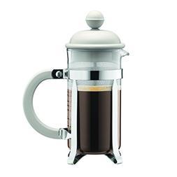 Bodum CAFFETTIERA 3-cup French Press Coffeemaker