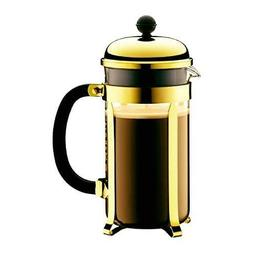 Bodum® Chambord 8-Cup Gold French Press Coffeemaker