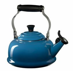 Le Creuset Classic Whistling Tea Kettle, Size One Size - Blu