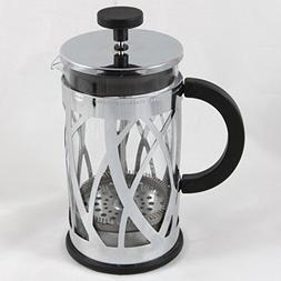 Starbucks Coffee 2007, Bodum Chrome Deco, 8-Cup Coffee Press