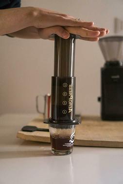 AeroPress Coffee and Espresso Maker - Quickly Makes Deliciou