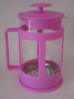 Primula Coffee Press, Pink, 6 Cup