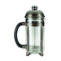 BonJour Coffee 8-Demitasse Cup, 33.8 oz, Maximus French Pres