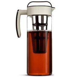 Komax Large Cold Brew Coffee Maker 2 quart  Tritan Pitcher -