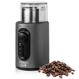 Electric Coffee Grinder Multifunction Spice Grinder with Sta