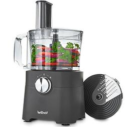 VonShef Food Processor, 8 Cup, Blender, Chopper, Multi Mixer