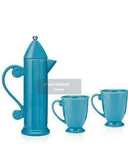 Francois et Mimi Ceramic French Press for Coffee and Tea, 27